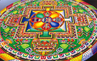 The Mystery Behind the Mandala and Lotus Flower